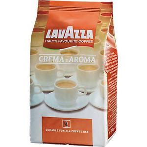 Lavazza Crema e Aroma ganze Bohnen, 1 kg