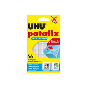 Klebepads UHU® patafix, transparent