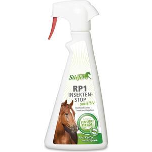 Stiefel Insektenschutz Insektenstopspray RP1 sensitiv für sensible Pferde, 500 ml