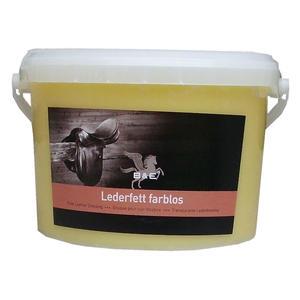 B & E Lederfett, 2,5 kg, farblos