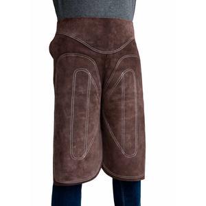 AMKA Spezial Hufbeschlagschürze für Hufpflege, Schmiedeschürze aus Leder