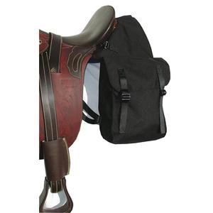 Satteltasche für Pferde Packtasche Doppelpacktasche schwarz 013/04D
