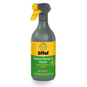 Effol Bremsen Blocker, 750 ml mit kraftvollem Kräuterduft Special Edition gegen Bremsen, Fliegen, Mücken