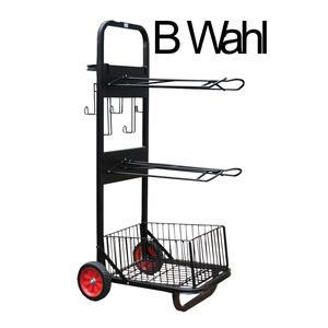 AMKA Sattelwagen Sattelcaddy für 2 Sättel B Wahl