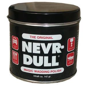 Nevr Dull Metall Hochglanz Polierwatte für Chrom, Alu, Messing und andere Metalle