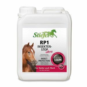 Stiefel Insektenschutz Insekten Stop RP1 ULTRA extra stark 2500 ml Kanister