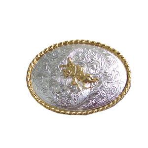 Gürtelschnalle Bare Back Rider Wechselgürtel Buckle Western Rodeo Concho Cowboy Gürtel