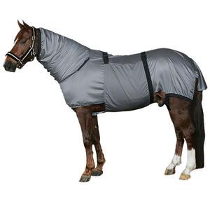 3Horses Ekzemdecke Pferde Ekzemdecke grau ***