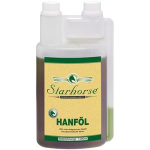 Starhorse Hanföl 1000 ml für Pferde