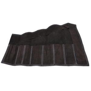 Hufbeschlag Tasche aus Leder Lederetui mit 7 Fächer + Tragegriff AMKA Hufbeschlagschürze