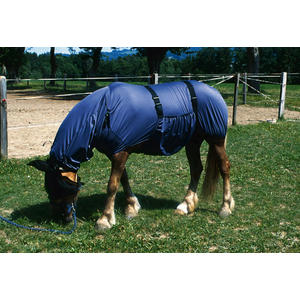 Equi-Theme Ekzemdecke Pferde Ekzemdecke