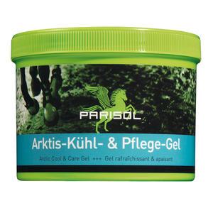 Parisol Arktis Kühl und Pflege Gel, 500 ml, Pflegegel mit Kampfer und Menthol