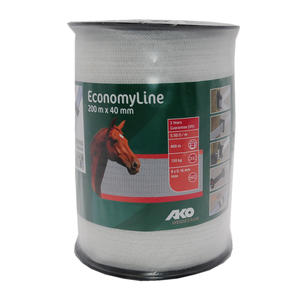 EconomyLine Weidezaunband 200m 40 mm