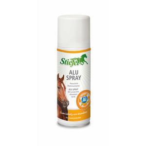 Stiefel Aluspray 200 ml Pferde wirkt desinfekzierend und bildet einen Schutzfilm