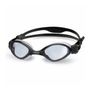 Schwimmbrille Tiger Liquidskin schwarz