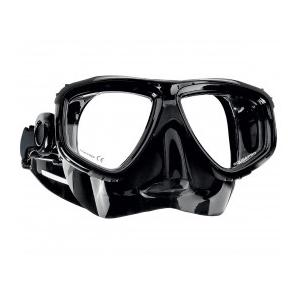 Zoom Maske Black Silicon
