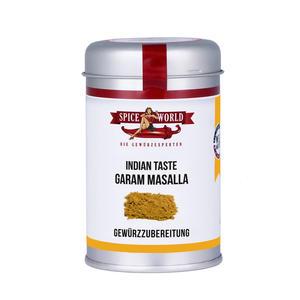 Garam Masala - indische Gewürzzubereitung, 80g Streudose