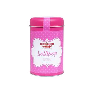 Lollipop - Sweet Berrie Dust 130g Streudose PINK