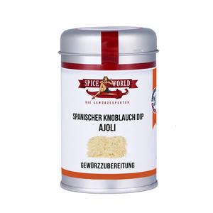 Ajoli - spanischer Knoblauch-Dip, 100g Streudose