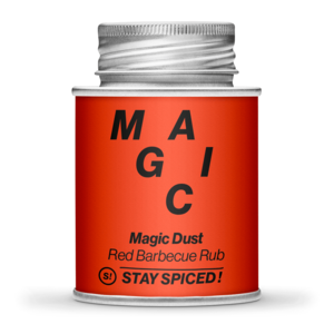 Barbecue for Champions - Magic Dust - Red BBQ Rub, 170ml Schraubdose