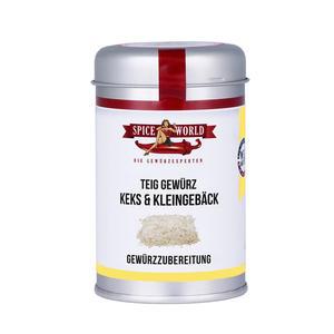Keks & Kleingebäck - Gewürzmischung für den Teig, 130g Streudos