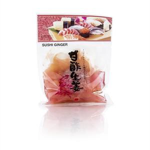 Ingwer, eingelegt, rosa, aus Japan, 110g BEUTEL