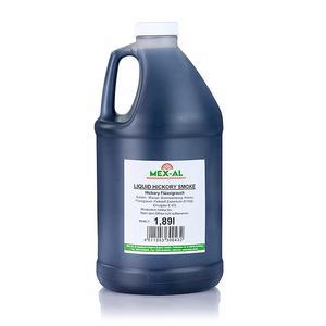 Liquid Hickory Smoke - Flüssigrauch mit Hickory Aroma, 1,89 l PE-KANIST.