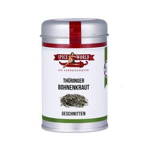 Bohnenkraut geschnitten - original Thüringer - 30g Streudose
