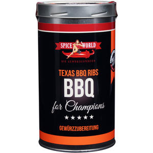 Barbecue-for-Champions - Texas BBQ Ribs, 1333ml Gastro-Dose