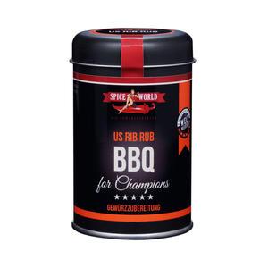 Barbecue-for-Champions - BBQ Rib-Rub, 120g Streudose