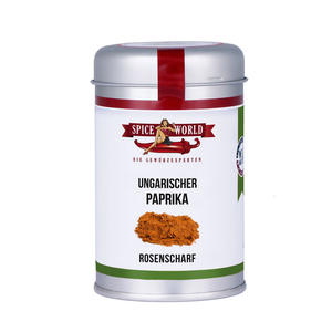 Paprika scharf - original ungarisch - 100g Streudose