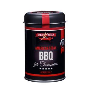 Barbecue-for-Champions Rind American Steak , 120g Streudose