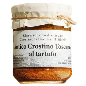 Crostinicreme mit Trüffel, 180g Glas
