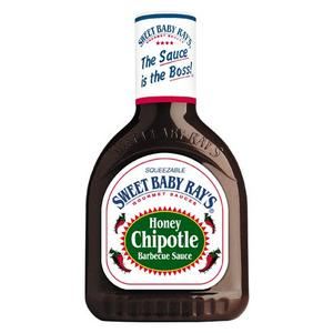 Sweet Baby Ray`s Honey Chipotle BBQ Sauce, 510g
