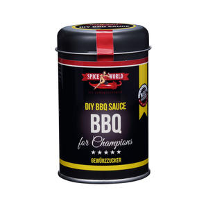 Barbecue-for-Champions - DIY BBQ Sauce, 90g Streudose 95