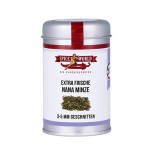 Nana Minze geschnitten 3-5mm, 25g Streudose