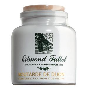 Dijon Senf, fein und scharf, Fallot, 250 ml