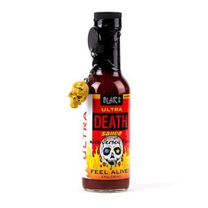 Blair's Ultra Death (ehem. Jersey Death) Sauce 148ml Flasche