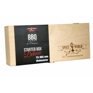 Barbecue-for-Champions - Starter Box Deluxe - Grillbox