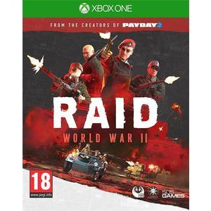 RAID: World War II [XONE] (D)