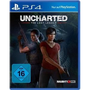 Uncharted: The Lost Legacy [PS4] (D/F/I)
