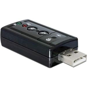 Externer USB 2.0 Sound Adapter