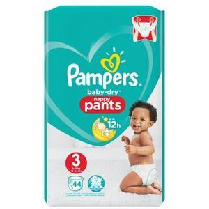 Baby Dry Pants Gr.3 Midi 6-11kg Sparpack 44Stk.