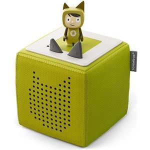Toniebox Starterset mit Kreativ-Tonie - grün