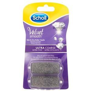 Aufsatz Velvet Smooth wet&dry Diama. Diamantpartik., ultra grobe Körnung, 2 Stk.