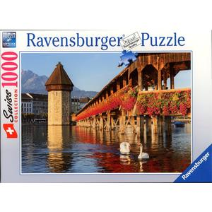 Luzern Kapellbrücke - Puzzle [1000 Teile]