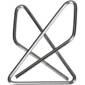 Omega Kreuzklammern Nummer 3 50 Stück, 65 mm