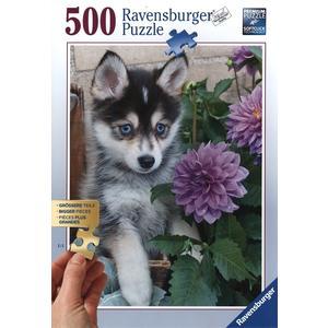 Putziger Husky - Puzzle [500 Teile]