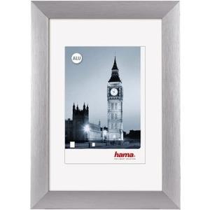 Aluminiumrahmen London 40 x 50 cm - silber