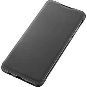 Flip Wallet Cover für P30 Lite - schwarz